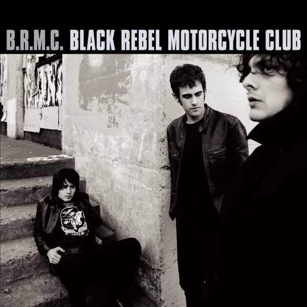 BRMC Black Rebel Motorcycle Club CD cover