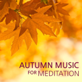 Autumn Music for Meditation - Healing Relaxing Nature Sounds, Rain and Forest Sounds with Soothing Calming Music for Fall Relaxation and Meditation