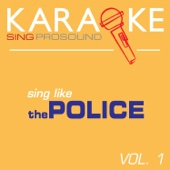 ProSound Karaoke Band - Roxanne (In the Style of Police) [Karaoke with Background Vocal] artwork