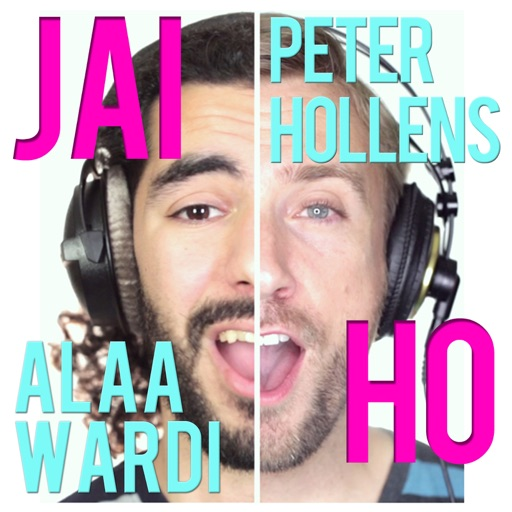 Alaa Wardi & Peter Hollens - Jai Ho