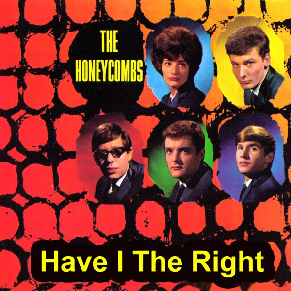 Have I the Right Album Cover by The Honeycombs X Album Cover