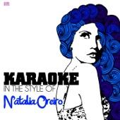 Karaoke - In the Style of Natalia Oreiro