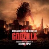 Godzilla (Original Motion Picture Soundtrack) cover art