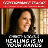 Healing Is in Your Hands (Performance Tracks) - EP cover art