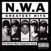 N.W.A. Greatest Hits - N.W.A. Cover Art