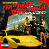 American Capitalist - Five Finger Death Punch Cover Art