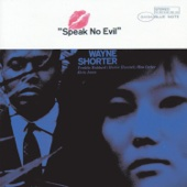 Wayne Shorter - Speak No Evil (Rudy Van Gelder Edition)  artwork