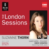 The Royal College of Music Sessions: Suzanne Thorn; Saint-Saens; Poulenc - EP