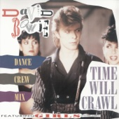 Time Will Crawl (Dance Crew Mix) - EP cover art