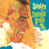 Sinatra and Swingin' Brass cover art
