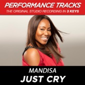 Just Cry (Performance Tracks) - EP cover art