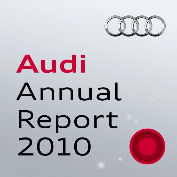 Audi Geschäftsbericht 2010 [Podcast]