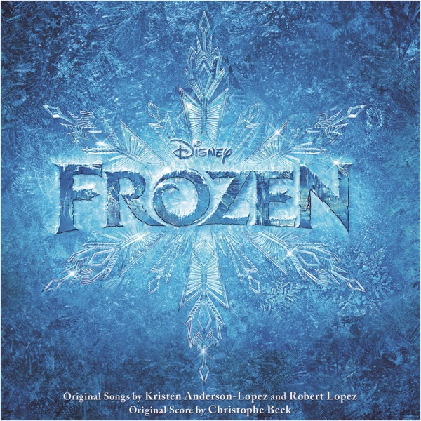 Frozen Original Motion Picture Soundtrack Various Artists CD cover