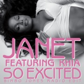 So Excited (Bimbo Jones Radio Edit) [feat. Khia] - Single