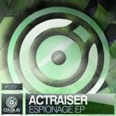 Espionage - EP cover art