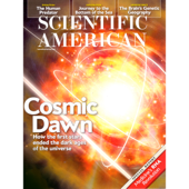 Scientific American, April 2014