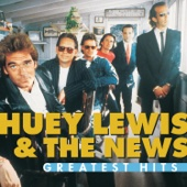 Greatest Hits (Remastered) - Huey Lewis & The News Cover Art
