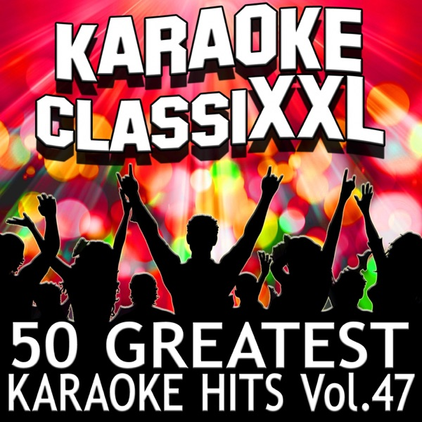 50 Greatest Karaoke Hits Vol 47 Karaoke Version Dohn Joe CD cover