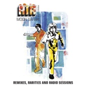 Moon Safari Remixes, Rarities and Radio Sessions cover art