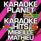 Karaoke Hits Mireille Mathieu (Karaoke Version)