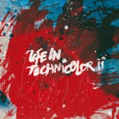 Life In Technicolor ii - Single cover art