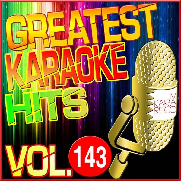 Greatest Karaoke Hits Vol 143 Karaoke Version Albert 2 Stone CD cover
