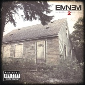 The Marshall Mathers LP2 (Deluxe) cover art