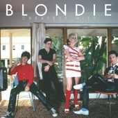Greatest Hits: Blondie cover art
