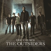 The Outsiders - Eric Church Cover Art