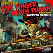 Five Finger Death Punch - American Capitalist  artwork