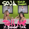 Tell Me (Jr Blender RMX) [feat. Richie Campbell] - Single