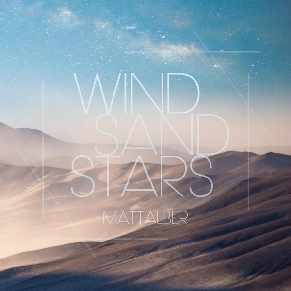 Matt Alber Wind Sand Stars Album Cover