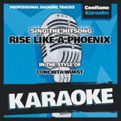 Rise Like a Phoenix (Originally Performed by Conchita Wurst) [Karaoke Version]
