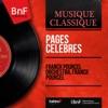 Pages célèbres (Stereo Version), Franck Pourcel and His Orchestra & Franck Pourcel