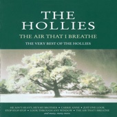 The Hollies - The Air That I Breathe - The Very Best Of artwork