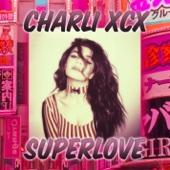 Charli XCX - SuperLove artwork