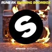 Burning Boombox - Single