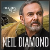 Neil Diamond - Melody Road artwork