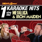 Drew's Famous # 1 Karaoke Hits: Sing like Metallica & Iron Maiden