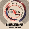 Bonus Show #285: August 19, 2016
