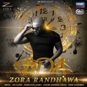 Zora Randhawa - 22DA (feat. Fateh & Jay K) artwork