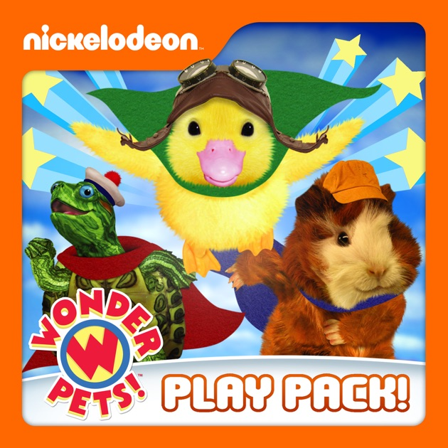 Wonder Pets Play Pack On Itunes