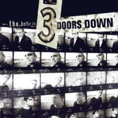 3 Doors Down - Kryptonite Grafik