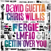 Gettin' Over You (feat. Fergie & LMFAO) [Extended] - Single cover art