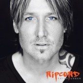 Keith Urban - Ripcord  artwork