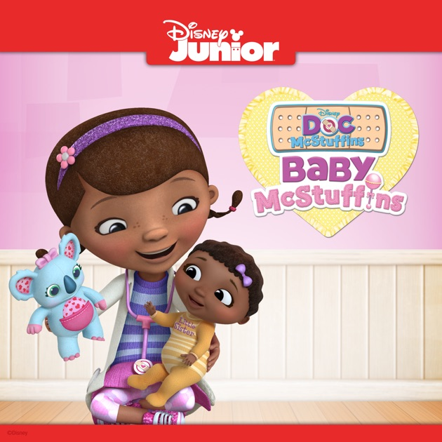 Doc Mcstuffins Baby Mcstuffins On Itunes
