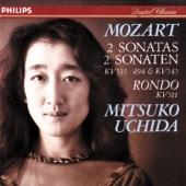 Mozart: Piano Sonatas Nos. 15 & 16
