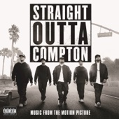 Various Artists - Straight Outta Compton (Music from the Motion Picture)  artwork