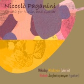 Niccolo Paganini: Cantabile e Valtz in E Major, Op. 19, MS 45