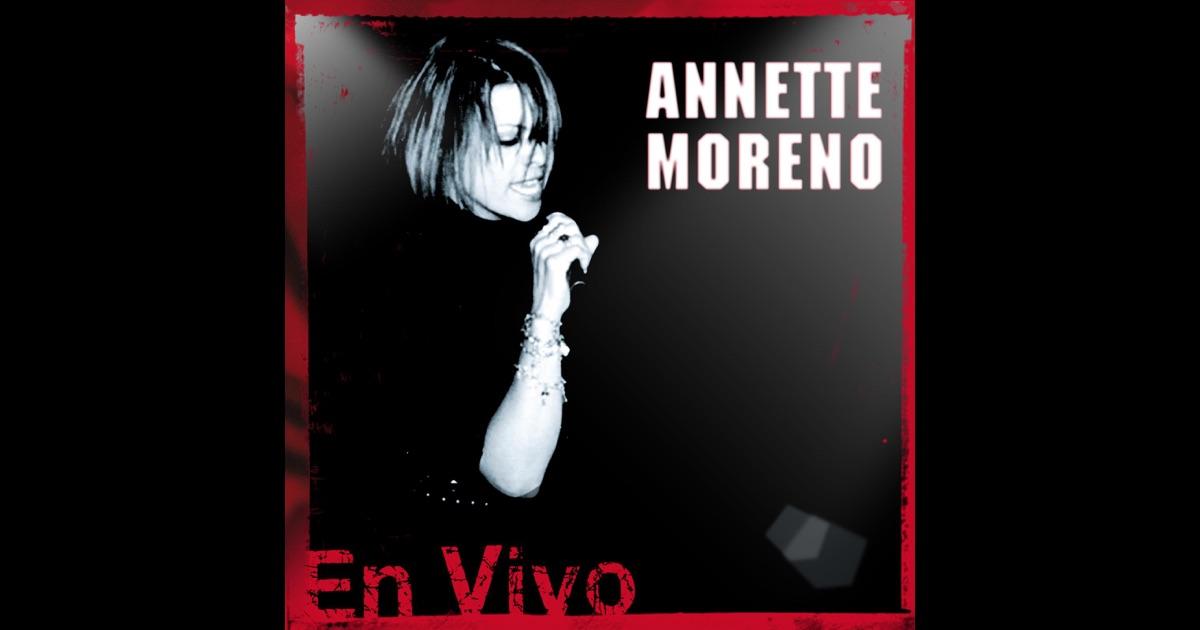 En vivo by annette moreno on apple music for Annette moreno jardin de rosas